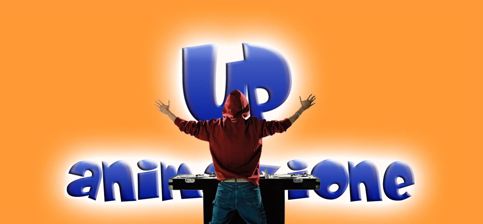 dj UP ANIMAZIONE