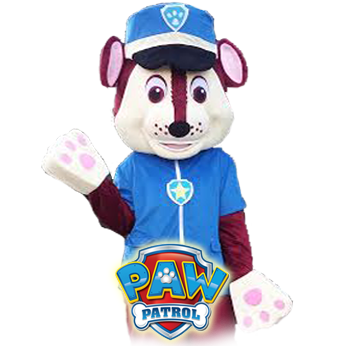 chase paw patrol up animazione