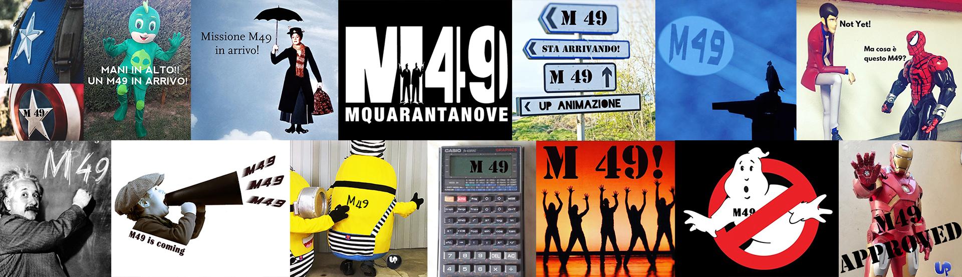 m49 up animazione