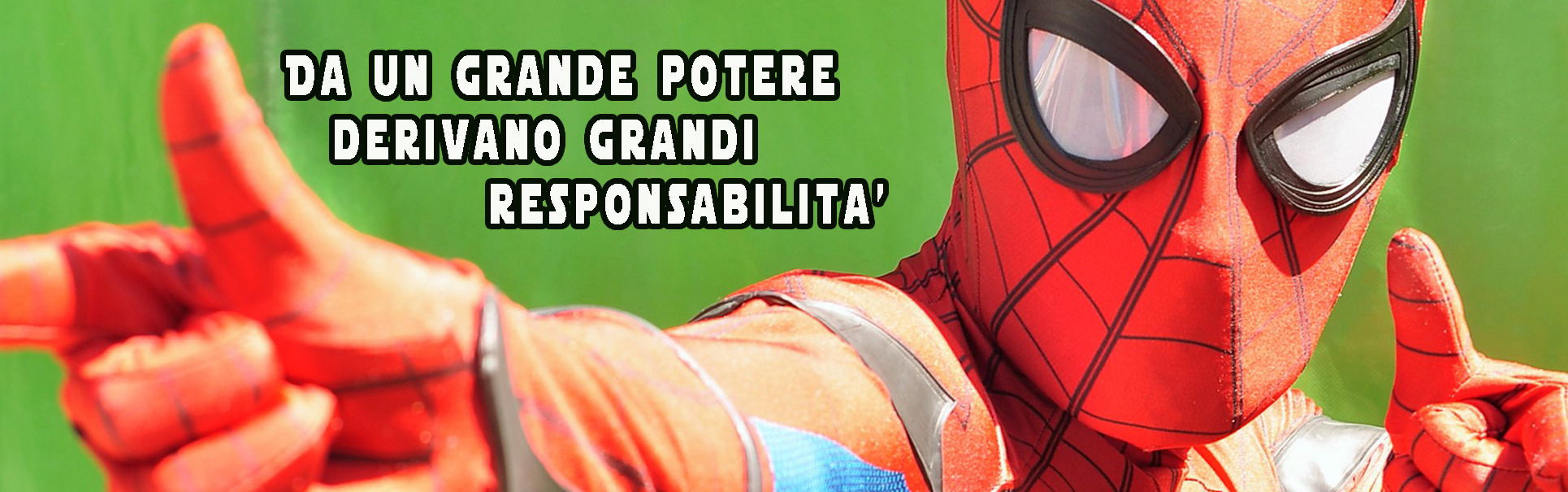 spiderman up animazione